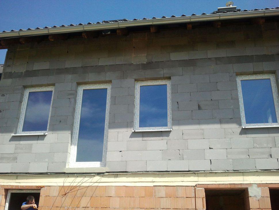 francúzske okná namieru