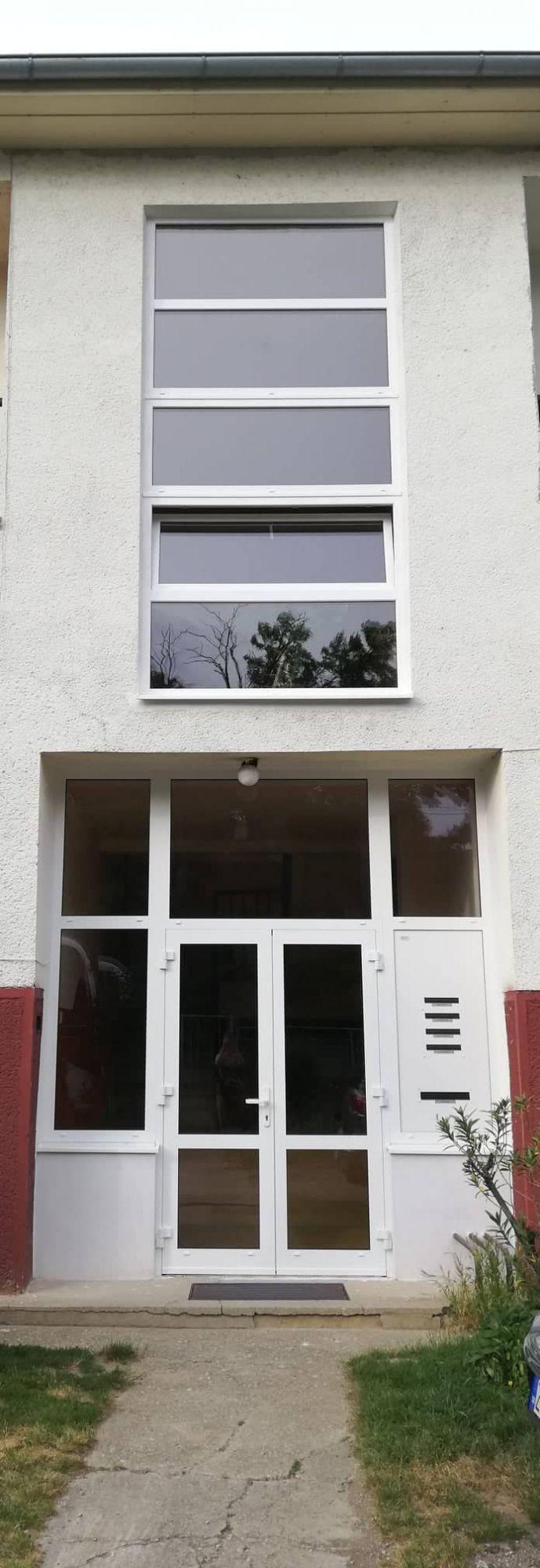 hliníkové vchodové dvere Prievidza